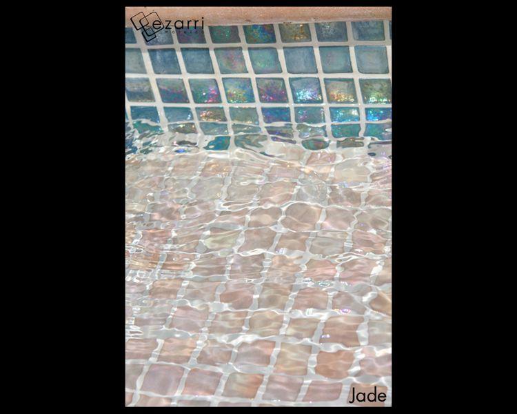 jade mozaiek
