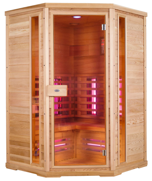 infrarood sauna cabine Nobel 130 C