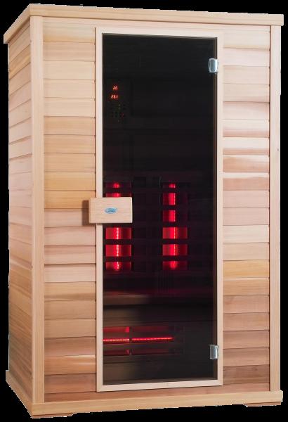 infrarood sauna cabine Nobel 130
