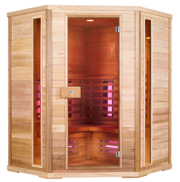 infrarood sauna cabine 150 C