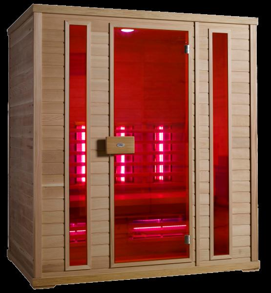 infrarood sauna cabine 180