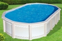 Opbouwzwembad osmose wit for Opbouw zwembaden